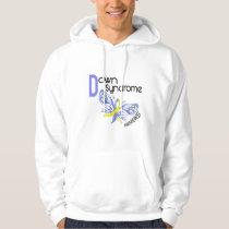 Down Syndrome BUTTERFLY 3.1 Hoodie