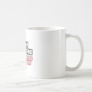 Down Syndrome...Cool Kids Classic White Coffee Mug