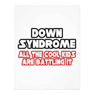 Down Syndrome...Cool Kids Flyer