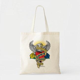 Down Syndrome Dagger Tote Bag