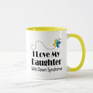 Down Syndrome Daughter Awareness Gift Mug