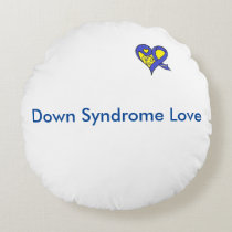 Down Syndrome pillow