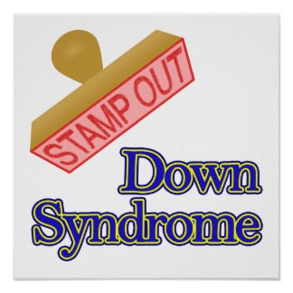 Down Syndrome Poster