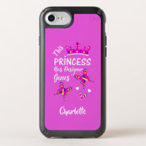 Down Syndrome Princess Cute Personalized Speck iPhone Case