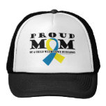 Down Syndrome Proud Mom Trucker Hats