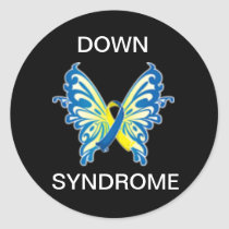 Down Syndrome Stickers
