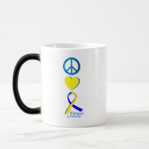 Down Syndrome Suppor Gifts Magic Mug