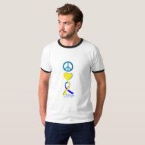 Down Syndrome Suppor Gifts T-Shirt