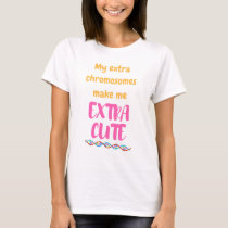 Down Syndrome T-Shirt
