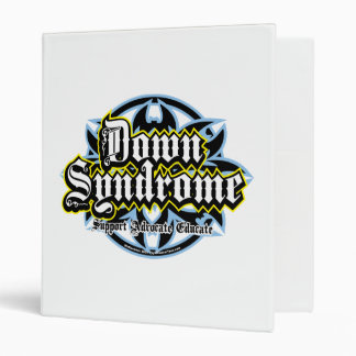 Down Syndrome Tribal Binder