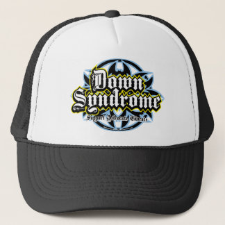 Down Syndrome Tribal Trucker Hat