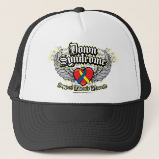 Down Syndrome Wings Trucker Hat