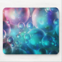 Down the Empyrean Stream Mousepad