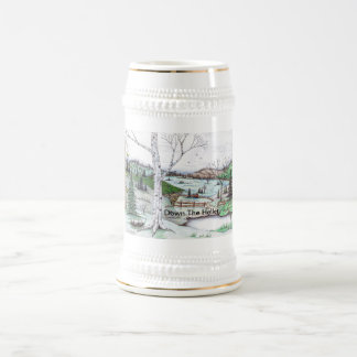Down The Holler Beer Stein