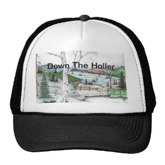 Down The Holler Trucker Hat