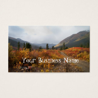 Down the Mountain Business Card