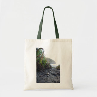 Down the Path Budget Tote Bag