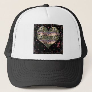 """""""Down The Paths Of Life We Walked""""* Trucker Hat"""