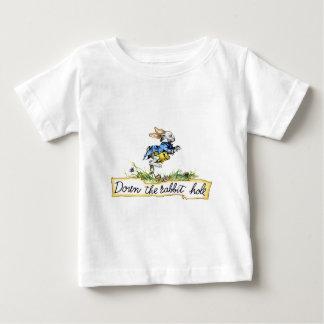 Down the rabbit hole shirt