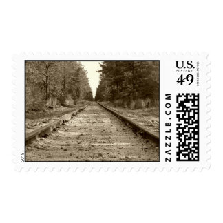 Down The Rails Postage