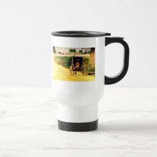 Down the Road Travel Mug