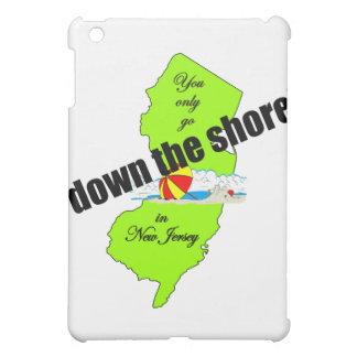 Down the Shore Ipad case
