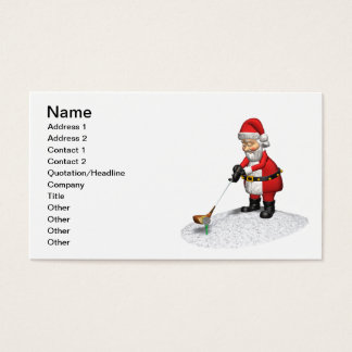 Down Time Business Card
