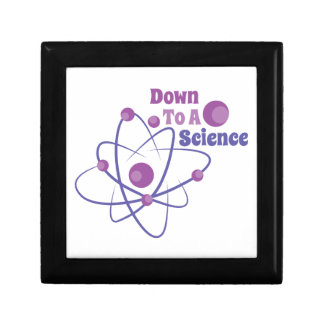 Down To A Science Keepsake Boxes