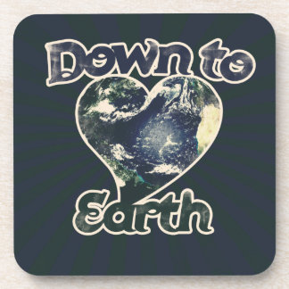 Down to Earth Drink Coaster