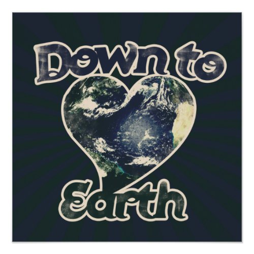 Down to Earth zazzle_print
