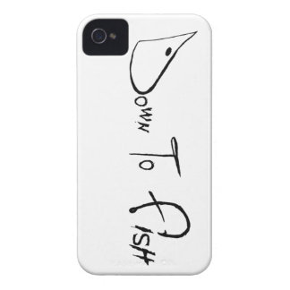 Down To Fish i-phone case