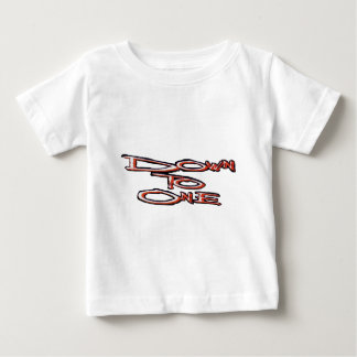 Down to One Logo Template Baby T-Shirt