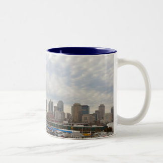 Down Town Nashville Tennessee Mug