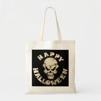 Down Under Halloween Tote Bag