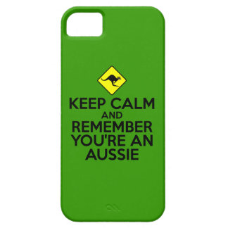 Down under iPhone 5 cover
