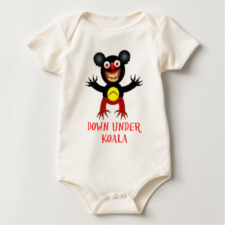 DOWN UNDER KOALA BABY BODYSUIT