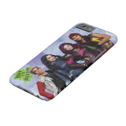 Case-Mate Barely There iPhone 6 Case with Descendants Down With Auradon! design