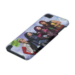 Case-Mate Barely There 5th Generation iPod Touch Case with Descendants Down With Auradon! design