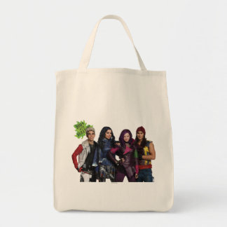 Down With Auradon Tote Bag