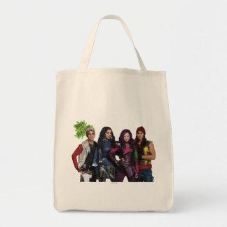 Down With Auradon Tote Bag