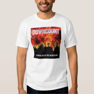 DOWNCOUNT - CD Release Party T-Shirt