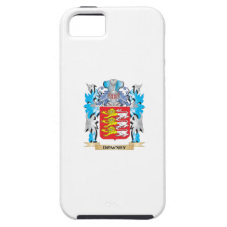 Downey Coat of Arms - Family Crest iPhone 5 Cases