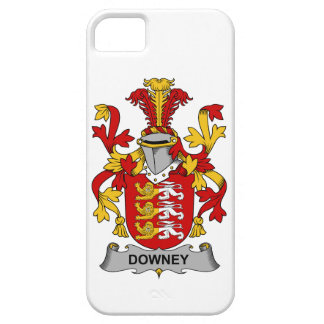 Downey Family Crest iPhone 5 Cases