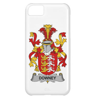 Downey Family Crest iPhone 5C Cover