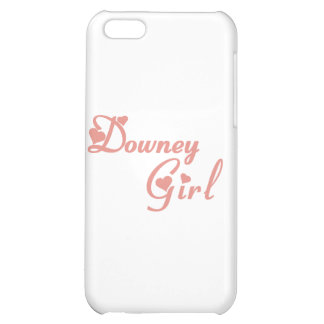 Downey Girl tee shirts iPhone 5C Cases
