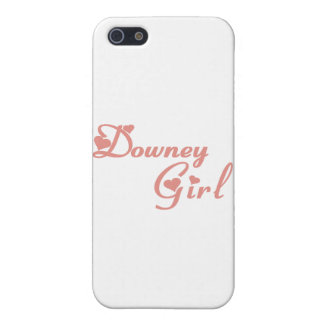 Downey Girl tee shirts Covers For iPhone 5