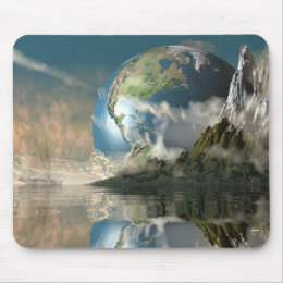 DownFall Mouse Pad