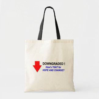 DOWNGRADED! #2 TOTE BAGS