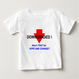DOWNGRADED! BABY T-Shirt