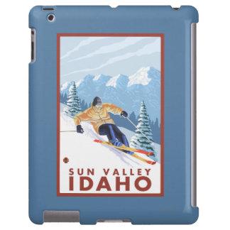 Downhhill Snow Skier - Sun Valley, Idaho